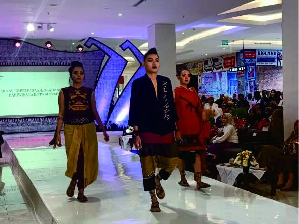 Lampung Fashion Urban Etnic 2019